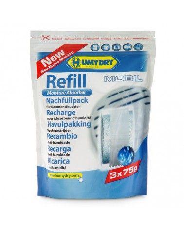 HUMYDRY® Recambios Hygro Bag 3x75g