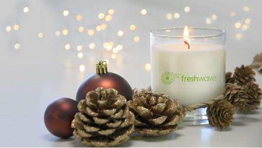 ¡Fiestas navideñas libres de malos olores y humedad!